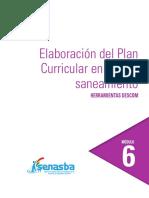 Elaboracion del Plan Curricular en agua y saneamieno Herramientas DESCOM.pdf