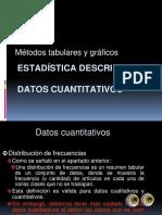 Datos Cuantitativos Parte II