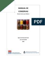 Manual de Conservas
