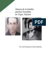 Semblanza de La Familia Sánchez González