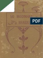 50 Modinhas Brasileiras