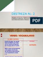 DESTREZA N.-2. 1