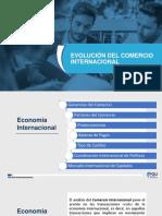 C1 - Economia Internacional - Evolución Del Comercio