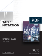 JS Uptownblues LostInLA Tab