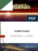 Steam Turbine P. Plants
