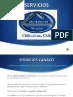 Servicios Canaco