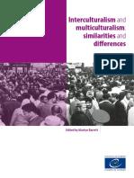 Interculturalism vs Multiculturalism