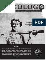 Tokologo African Anarchist Collective - Tokologo issue 1