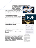 Sociedad Mercantil de Guatemala