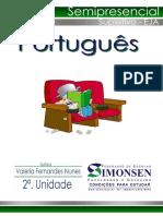 Apostila Português Eja 2019