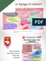 Introduccion Derecho LOTTT
