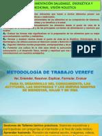 Nuevo Curso de Alimentacion Saludable, Medicinal, Energetico. Vision Holistica