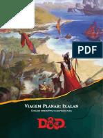 D&D 5E - Viagem Planar - Ixalan.pdf