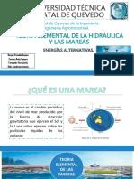 Teoría Elemental de La Hidráulica y Las Mareas (1)