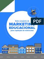 Guia Marketing Educacional