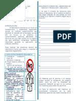 Reglamento Interno Lab