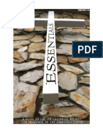 A Guide To The Foundational Beliefs n Practices of The Christian- Faith Essentials Fall 06 - Version 2