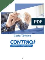 Carta Tecnica Componentes 431