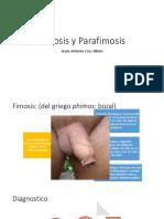 Fimosos y Parafimosis