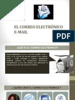 1. El Correo Electrónico