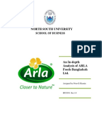 ARLA Foods Bd