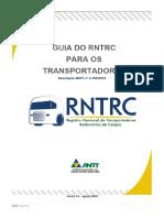 Guia Do RNTRC Para Os Transportadores v 24