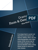 FORM AND GENRE.pptx