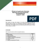Manual Entrenamiento Unidad DCU