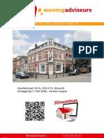 Brochure Havikstraat 29 H Te Utrecht
