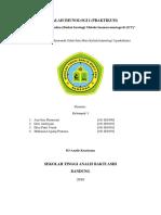 IMUNOLOGI (Laporan Pemeriksaan ICT)