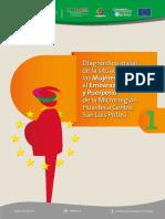 Diagnóstico Inicial. Parto y Puerperio. Huasteca-Centro