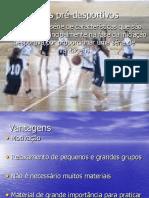 Jogos Pre Desportivos. 1