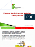 ESM4(Ensaios Dos Materiais-compressão)