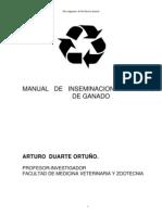 108 Manual Inseminacion