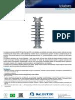 Isoladores Poliméricos Tipo Pilar IPBPL