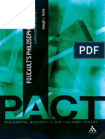 (Philosophy, Aesthetics and Cultural Theory) Joseph J. Tanke - Foucault's Philosophy of Art_ A Genealogy of Modernity-Bloomsbury Academic (2009).pdf