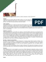 História de Santa Águeda e São Manuel de Morales