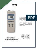 Ph Metro Digital Portatil o Mesa Laboratorio Atc Ph 208 Lutron Manual Espanol