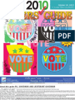 2010 Voters Guide