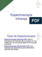 Espectroscopía Infraroja