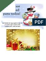 , Navidad 2012