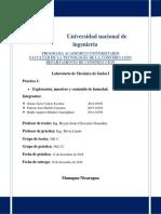 informe de mecanica de suelos