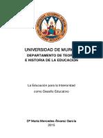 Educación de la interioridad como desafío.pdf
