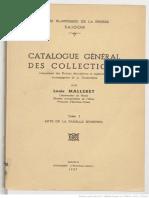 Catalogue général de collection_Musée de Saigon