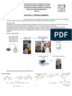 Reporte Pract -2 -Difenilcarbinol