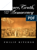 Democracy-Science, Truth and Democracy