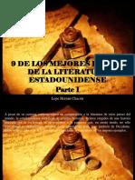Lope Hernán Chacón - 9 de Los Mejores Libros de La Literatura Estadounidense, Parte I