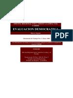 Evaluacion Democratica (1)
