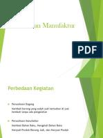 Penyelesaian Kasus Siklus Akuntansi
