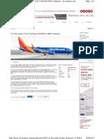 FAA Penalty
